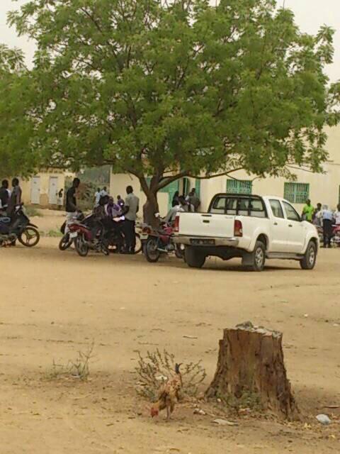 La faculté de droit de l'Université de N'Djamena. Alwihda Info