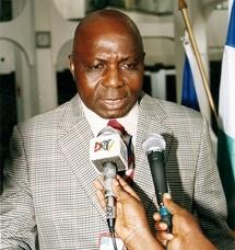 Benjamin Ndala, le secrétaire général de la CICOS (Commission internationale du Bassin du Congo, Oubangui et Sangha)