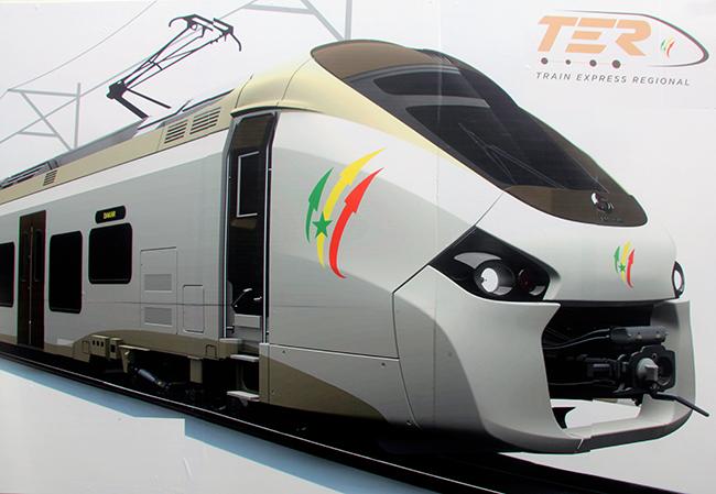 Sénégal : Financé par la BAD, le Train express régional va révolutionner le quotidien des Dakarois