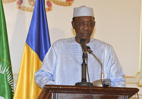 Le Président tchadien Déby menace de retirer l'armée tchadienne des pays d'Afrique