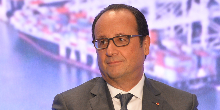 François Hollande. (Crédits photo : Abaca Press)