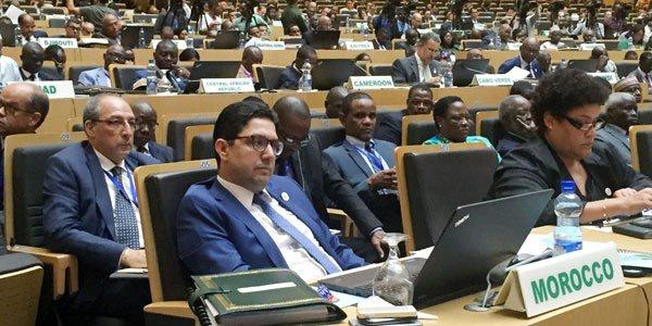 Réunion du Conseil Exécutif de l'Union Africaine (U.A) à Addis Abeba : les compères algéro-polisariens font leur cirque
