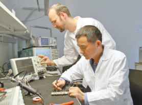 China-Germany innovation cooperation benefits the world