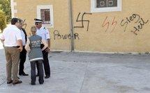 Une mosquée à Toul victime de Tags racistes