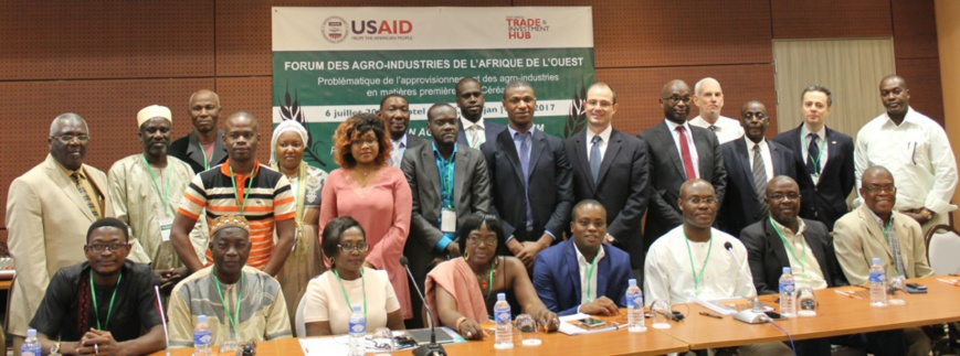 Filière céréalière en Afrique de l'ouest : Les acteurs réunis à Abidjan se sont engagés pour la promotion de la qualité