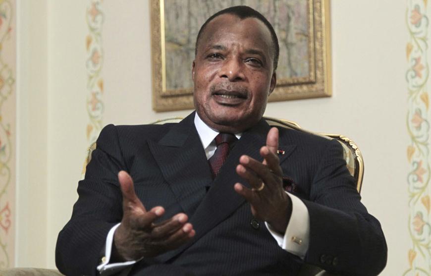 Denis Sassou-Nguesso (Reuters)