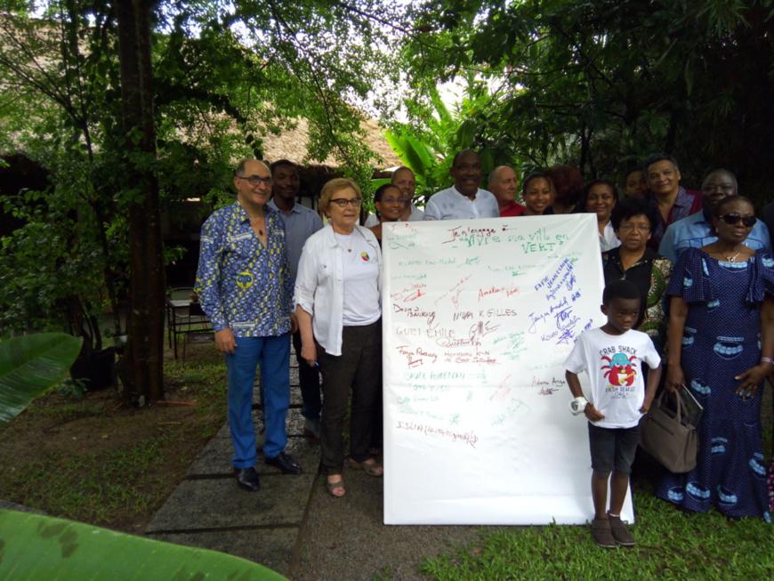Côte d'Ivoire : L'Ong Ivoire Développement Durable plaide pour des villes vertes