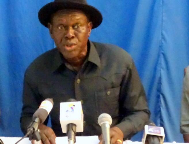 L'ex-maire de Moundou. Crédits photo : Sources