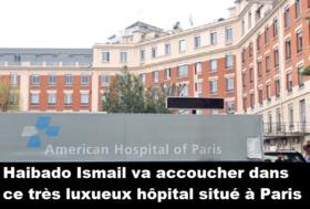 Djibouti: la fille du couple présidentiel et épouse du ministre de la santé, Haibado Ismail Omar Guelleh, se trouve à Paris pour y accoucher de son deuxième enfant aux frais de la princesse