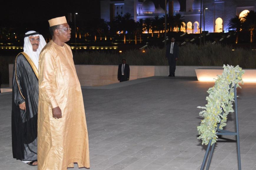 Le Tchad a rendu hommage aux 196 soldats émiratis tombés au Yémen.