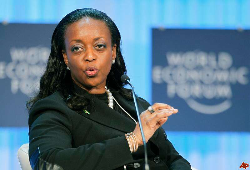 Former minister of Petroleum Resources, Diezani Alison Madueke. Crédits : Sources