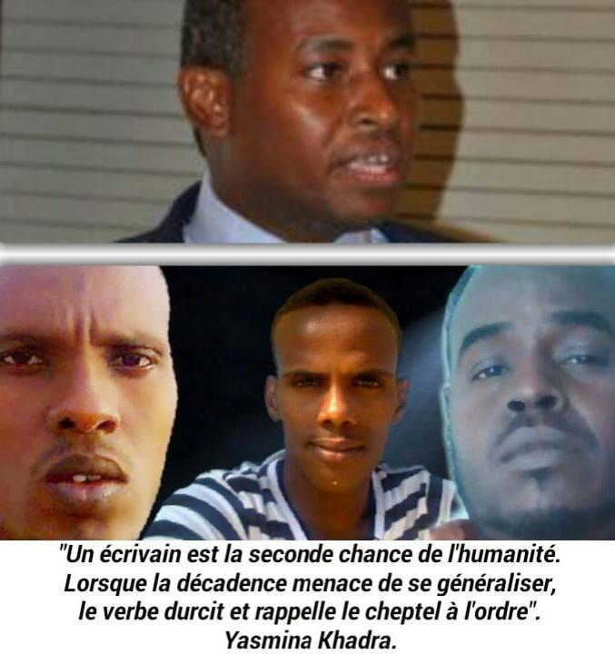 République de Djibouti : Cri de cœur pour trois jeunes comédiens Djiboutiens embastillés
