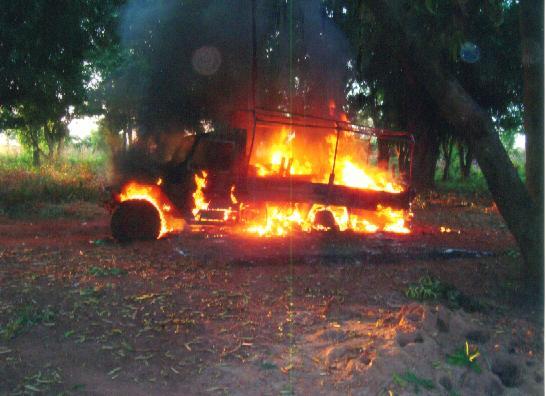CENTRAFRIQUE : Le FDPC met sa menace à exécution ; Communiqué de presse du FDPC : N°104