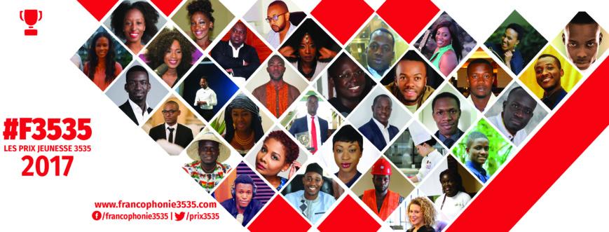 Les 35 jeunes qui font bouger l'espace francophone en 2017