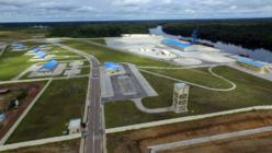 Port d'Oyo modernisé