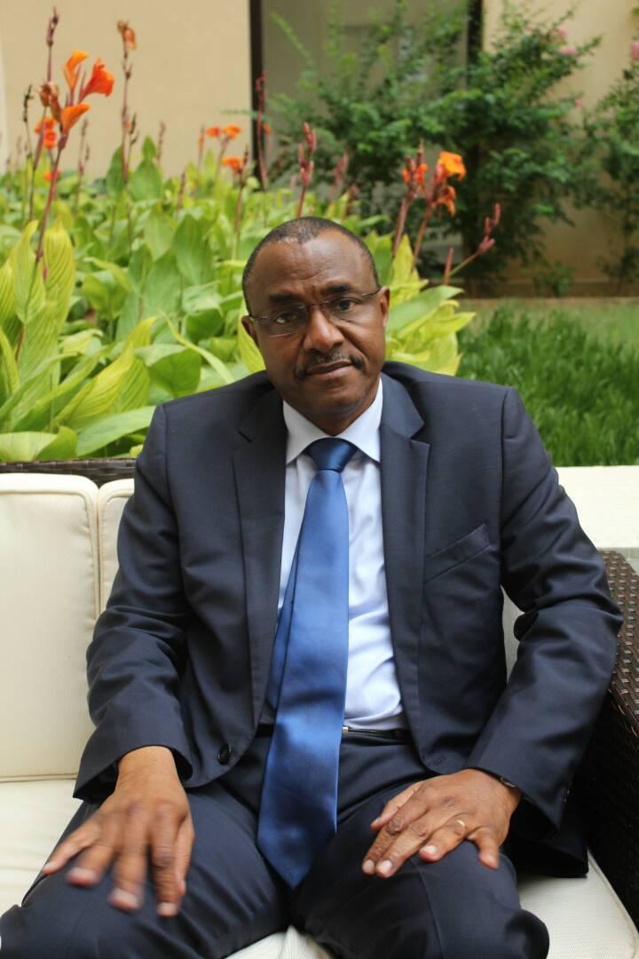 Le directeur général de l'ARC (Africa Risk Agency), Mohamed Beavogui. Alwihda Info