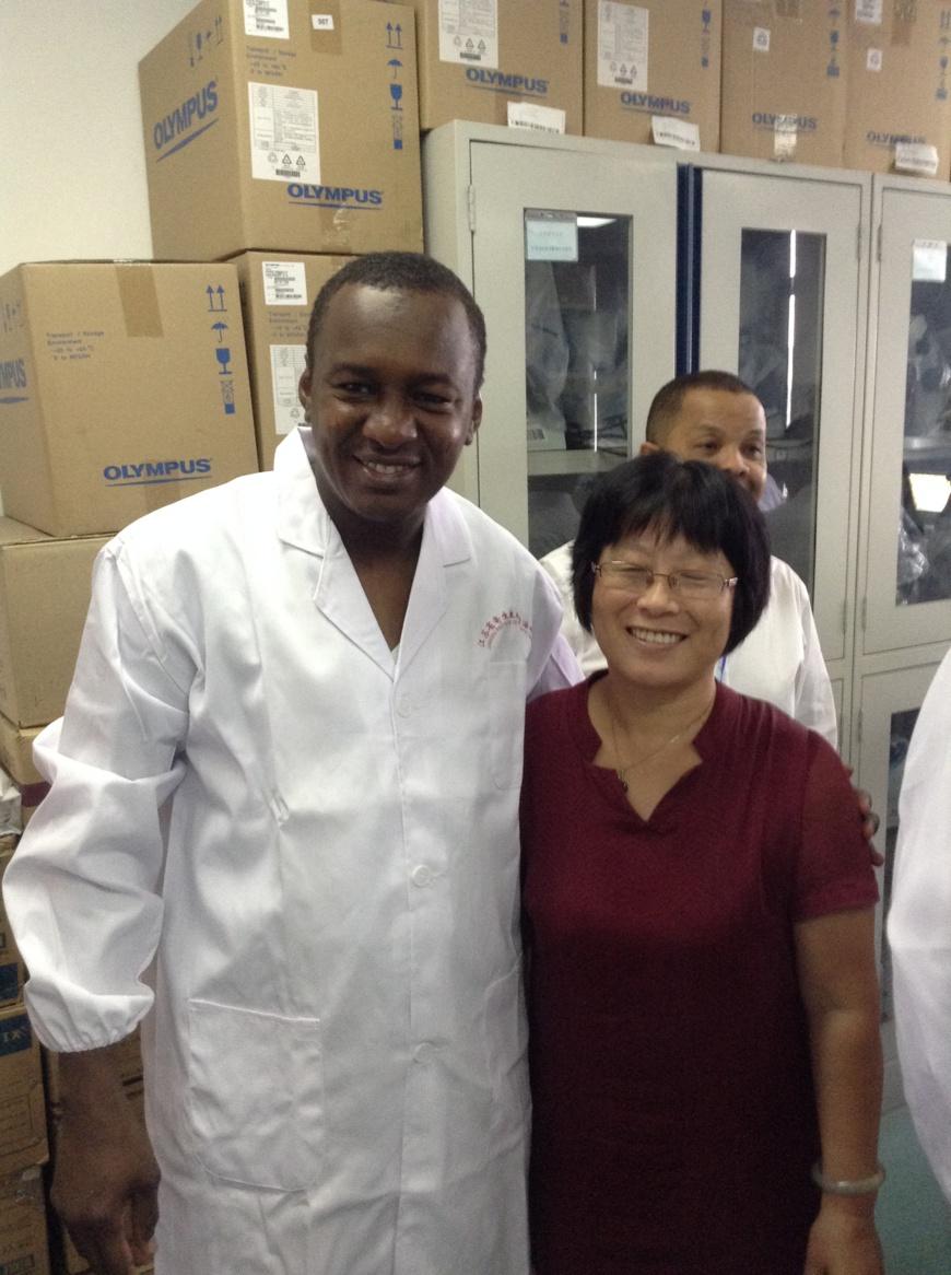 Lutte contre le paludisme: l'importance de la microscopie et les réalités au Tchad