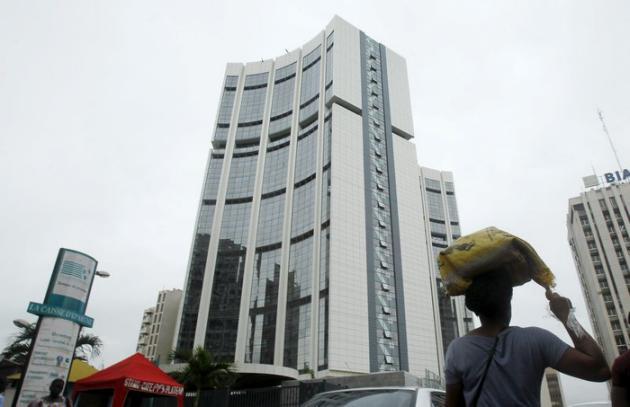 Un bâtiment de la BAD. Crédits photo : Sources