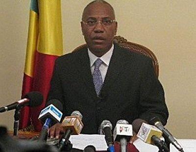 Firmin Ayessa, vice premier ministre