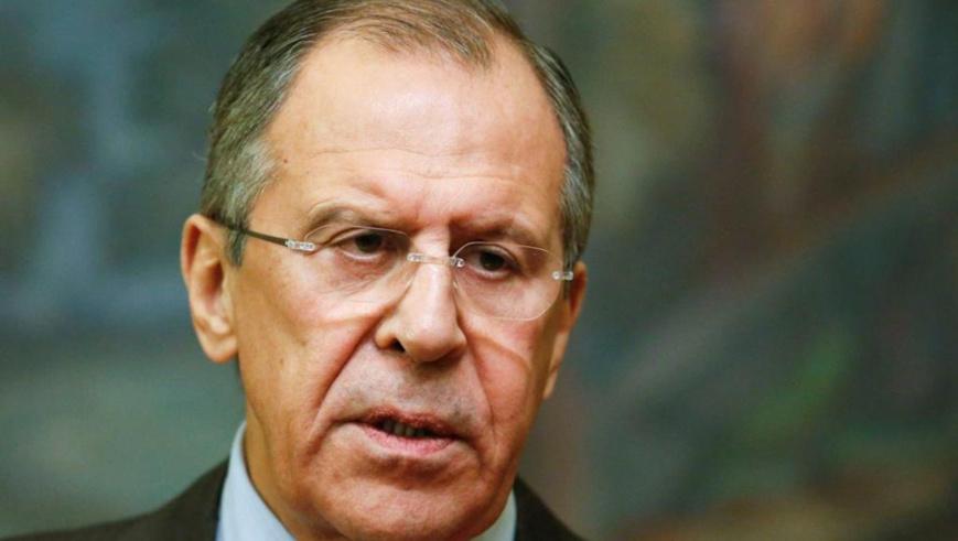 Le chef de la diplomatie russe, Sergueï Lavrov. Crédits photo: Sources