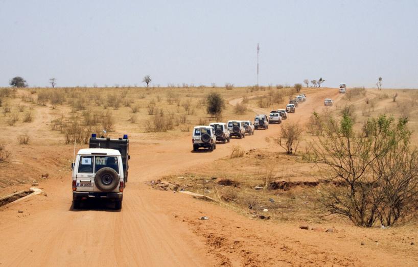 RCA : La MINUSCA renforce ses positions faire face à la crise sur l'axe Alindao-Gambo