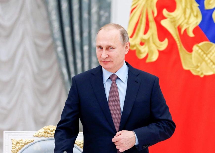 Russian President Putin's article BRICS: Towards New Horizons of Strategic Partnership