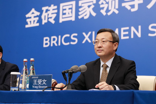 Trade & investment cooperation to be enhanced in BRICS Xiamen summit