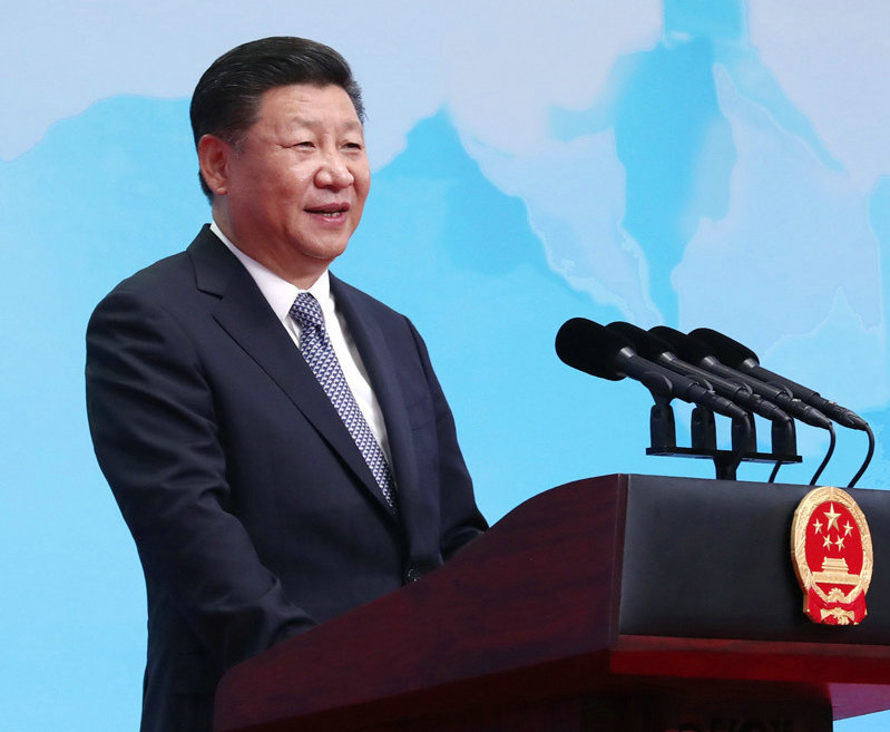 Xi calls for synergizing development strategies among BRICS countries