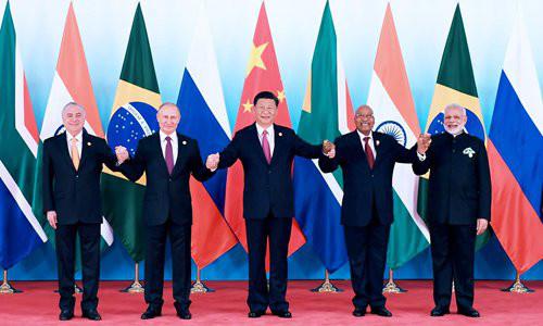 BRICS cooperation conforms to historical trend: Xi