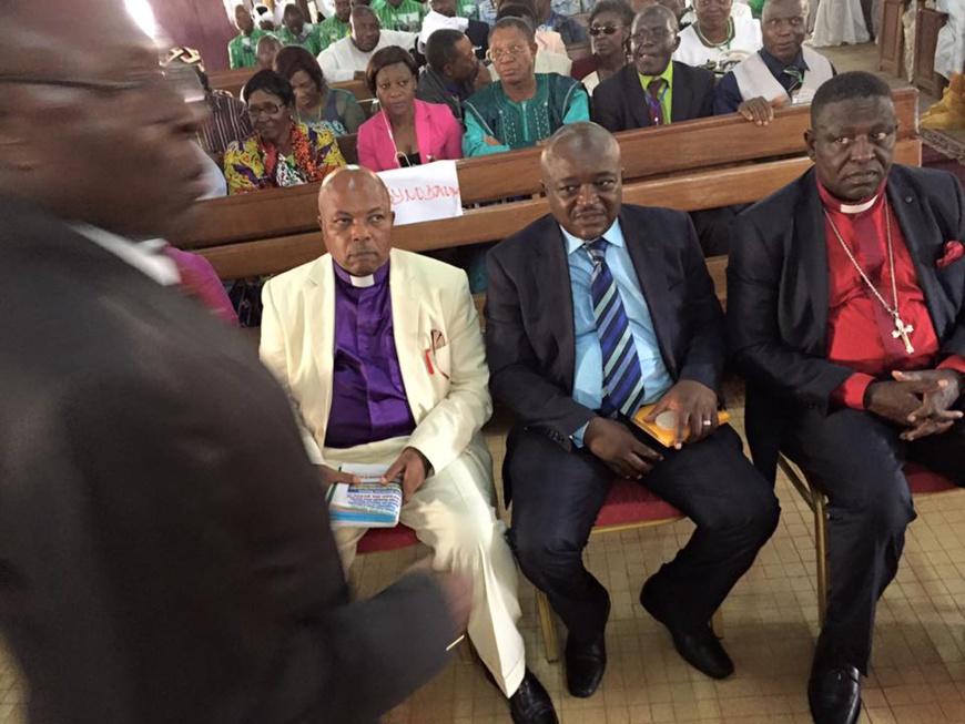 Cameroun:Une conférence de presse de l'Eglise Evangélique interdite à yaoundé