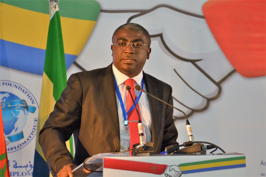 Source: Ambassade Extraordinaire et Plénipotentiaire - Haute Représentation de la République Gabonaise près le Royaume du Maroc