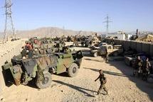 Tchad : L'armée française organise des manœuvres militaires au camp Adji Kosseï
