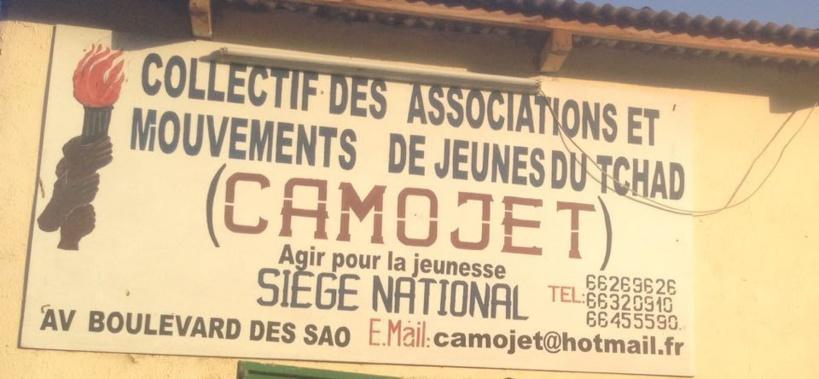 Tchad : Le CAMOJET plaidera pour la promotion de la citoyenneté à travers un projet