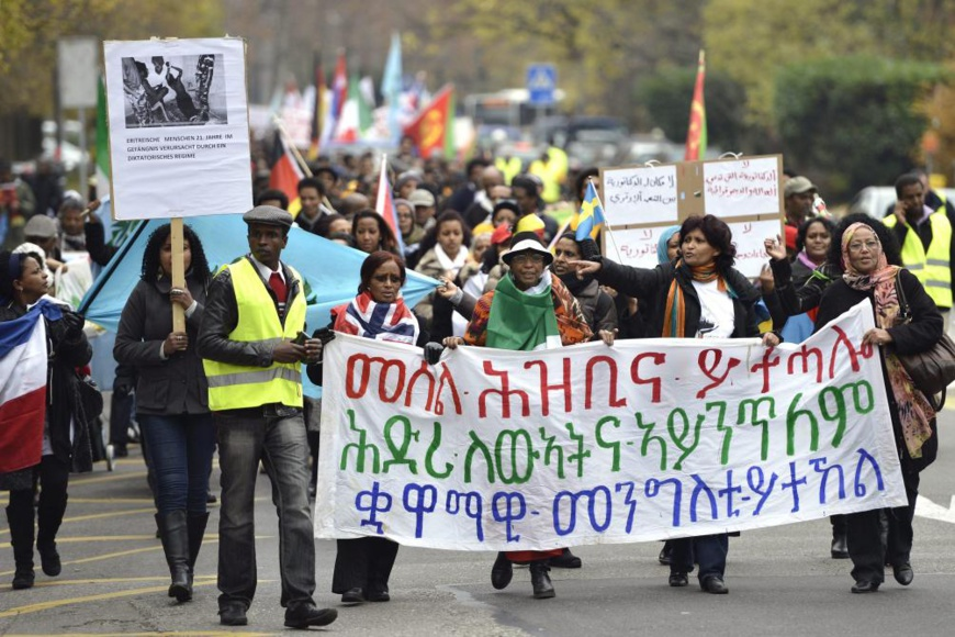 The oppression of the Eritreans people must be stopped