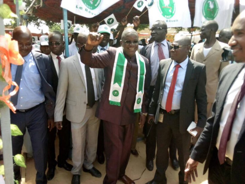 Tchad : Le camp du premier ministre célèbre 21 ans d'existence du parti RNDT.