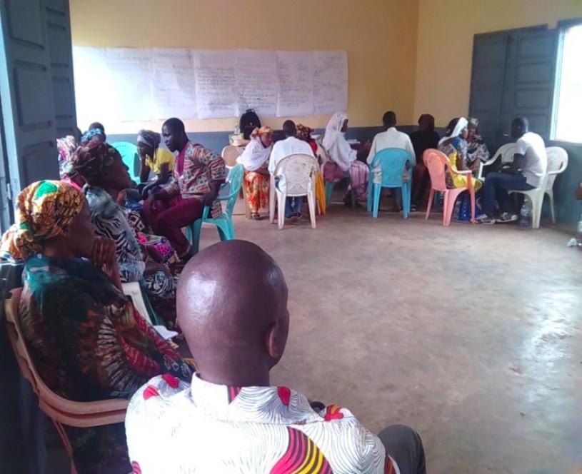 RCA: Les jeunes et les femmes musulmans à l'école de la médiation et de la facilitation de dialogue
