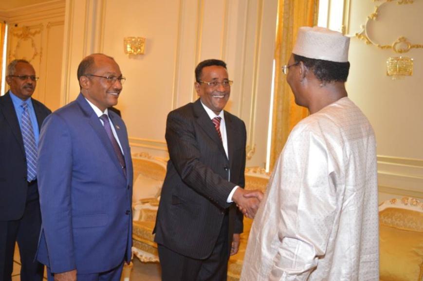 Tchad-Soudan : Un forum économique en octobre prochain.