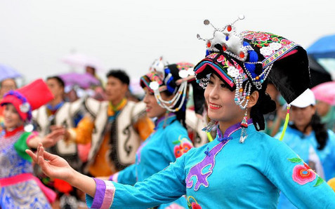 China demonstrates good examples of ethnic unity and equality
