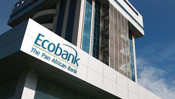 Ecobank. Crédits photo : sources