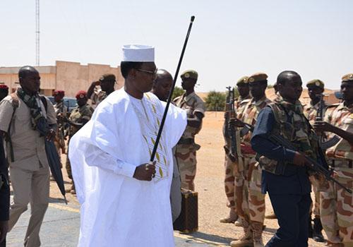 Sécurisation de la frontière Tchad-Libye : le président Déby se rend au Nord