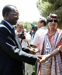 Tchad : Le président Idriss Déby fait un escale à Paris