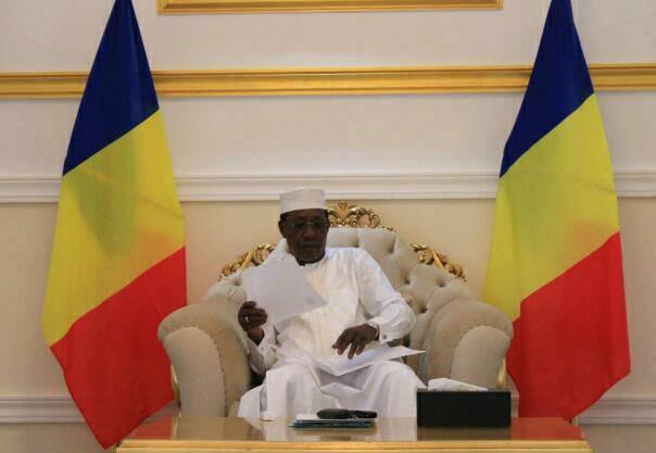 S.E.Idriss Déby Itno,Président du Tchad