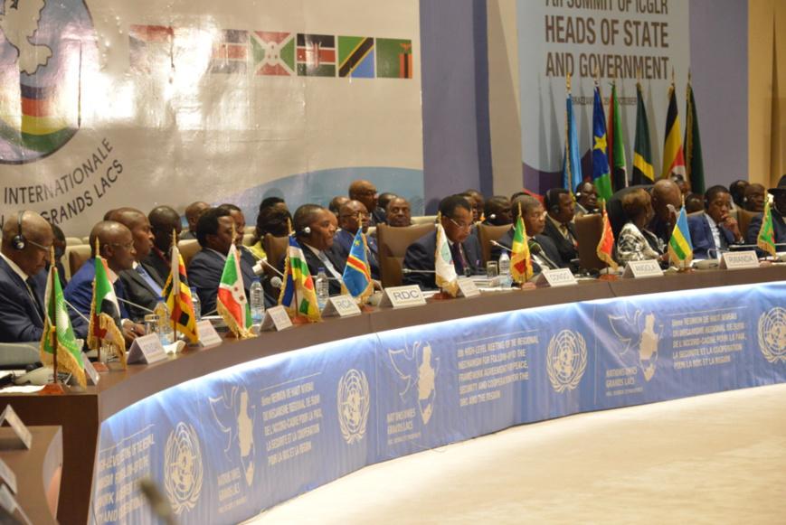 Paix et sécurité en RDC : les assises de Brazzaville soutiennent l'Accord-cadre d'Addis-Abeba