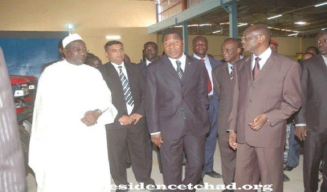 Tchad : Mesures de sécurité renforcés après l'arrivé de 8 présidents africains à N'Djamena