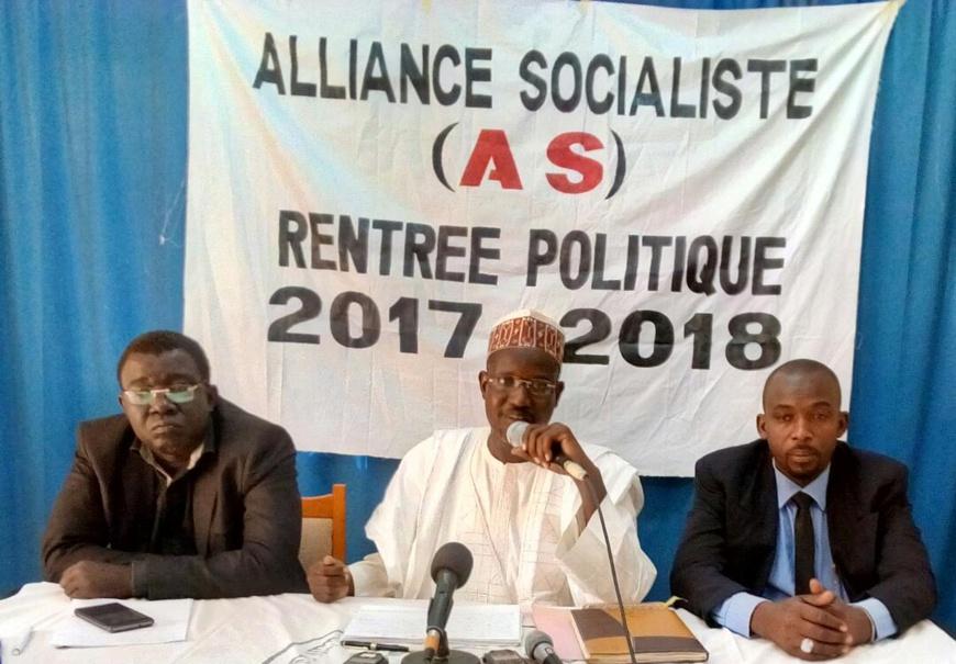 """""""Il y a encore un peu d'espoir pour sauver le Tchad"""", a estimé le président du parti Alliance Socialiste, Mahamat Bichara."""