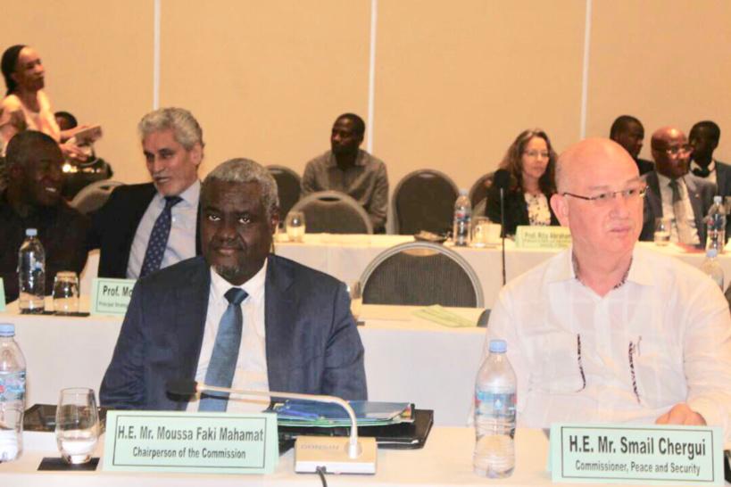 L'UA plaide pour le renforcement de ses engagements pour sauvegarder le multilatéralisme