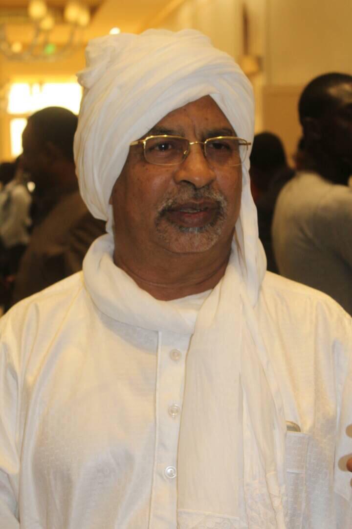 """Mahamat Saleh Annadif : """"personne n'est capable de faire face aux problèmes du monde seul"""". Alwihda Info/D.W."""