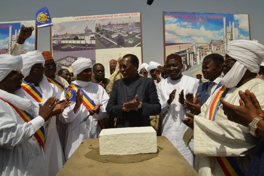Situé à 350 km au Nord-ouest de N'Djaména, le champ pétrolier de Sedigui a été découvert en 1975. Il s'étend sur une superficie de plus de 29 km².