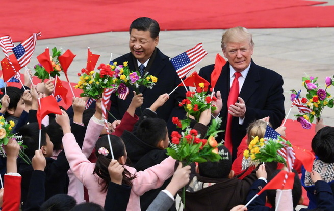 Op-ed: China-US ties should be propelled with far-sighted horizon