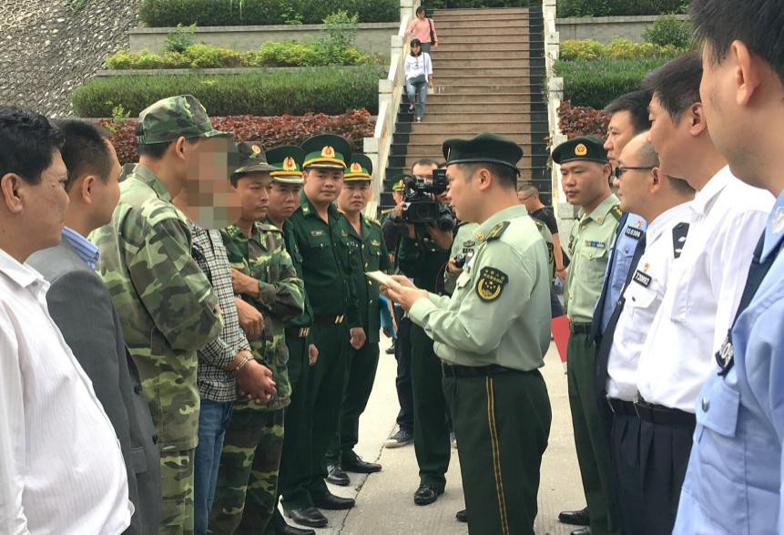 China, Vietnam reap rewards from law-enforcement cooperation